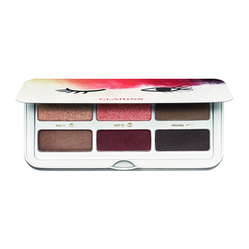 Clarins Ready in a Flash Palette eyes & brow 7,6 grammes