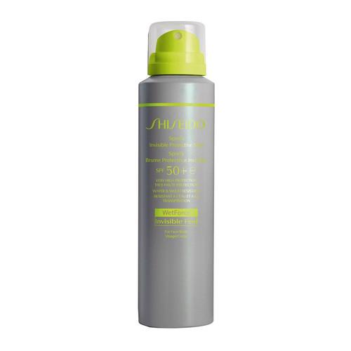 Shiseido Sports Invisible Protective Mist SPF 50+ Transparant