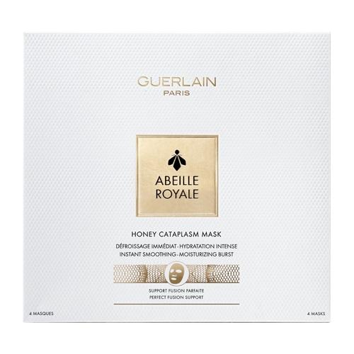 Guerlain Abeille Royale Honey Cataplasm Masks 4 pièces