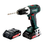 Metabo SB18LT Compact accu-klopboormachine