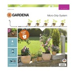 Gardena Micro-Drip start set S bloempotten