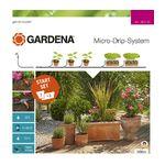 Gardena Micro-Drip start set M bloempotten