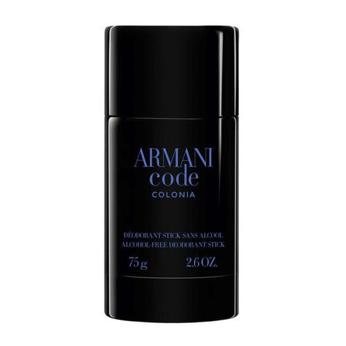 Armani Code Colonia Deodorant 75 ml