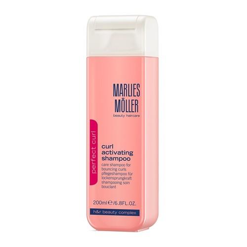 Marlies Moller Curl Activating Shampoo 200 ml