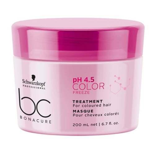 Schwarzkopf BC Color Freeze 4.5 pH Treatment Mask 200 ml
