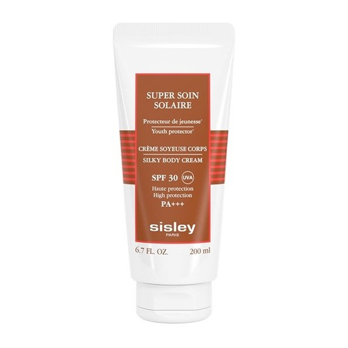 Sisley Super Soin Solaire Silky Body Cream SPF 30