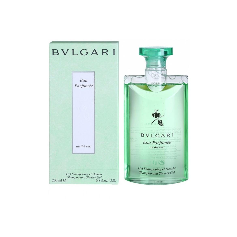 Bvlgari Eau Parfumee au The Vert Shower gel & shampoo 200 ml