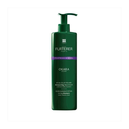 Rene Furterer Okara Silver Toning Shampoo 600 ml