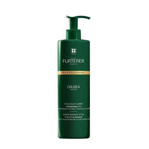 Rene Furterer Okara Blond Brightening Shampoo 600 ml