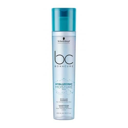 Schwarzkopf BC Hyaluronic Moisture Kick Micellar Shampoo 250 ml