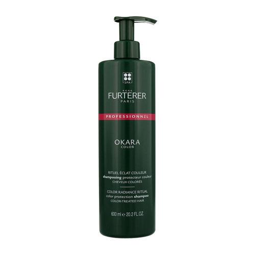 Rene Furterer Okara Color Protection Shampoo 600 ml