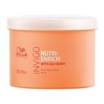 Wella Invigo Nutri Enrich Deep Nourishing Maske 500 ml