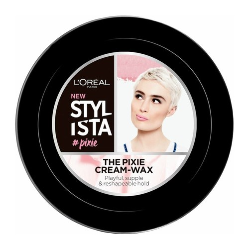 L'Oreal Stylista Pixie Cream-Wax Reshapeable Hold 75 ml