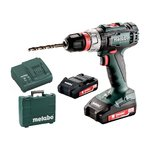 Metabo BS 18 L Quick accu-boorschroefmachine