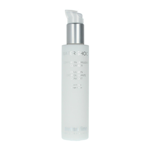 Swiss Line Water Shock Comforting Emulsion Cleanser Face & Eyes 160 ml