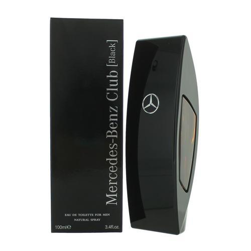 Mercedes Benz Club Black Eau de toilette