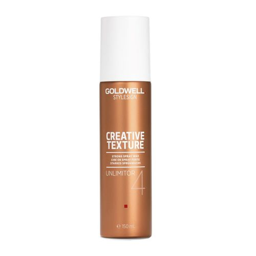 Goldwell Stylesign Unlimitor Creative Texture Strong Spray Wax 150 ml