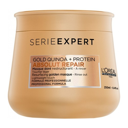 L'Oréal Serie Expert Gold Quinoa Protein Absolut Repair Mask