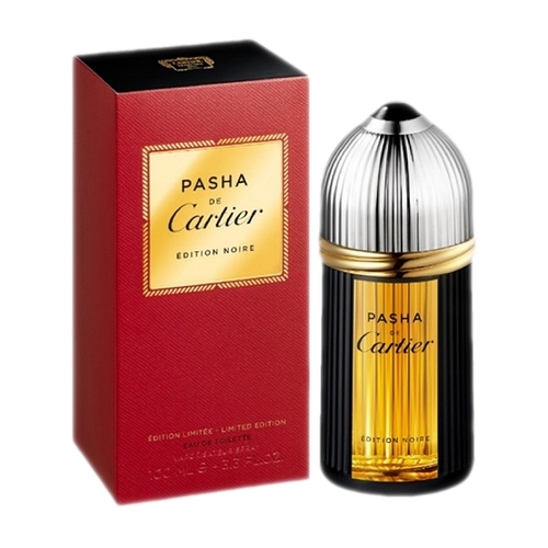 Cartier Pasha de Cartier Edition Noire Eau de Toilette Limited edition 100 ml