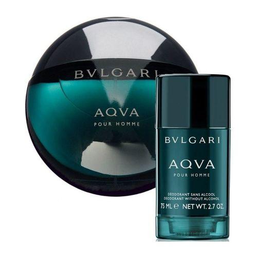 Bvlgari Aqva Pour Homme Set de regalo
