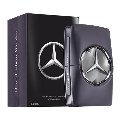 Mercedes Benz Man Grey Eau de toilette 100 ml