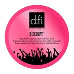 D:FI D:Sculpt High Hold Sculpting Cream Low Shine 150 gram