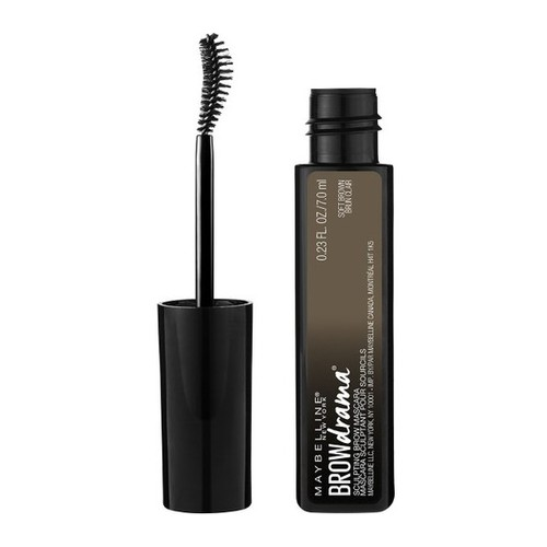 Maybelline Brow Drama Mascara Medium Brown 7,6 ml