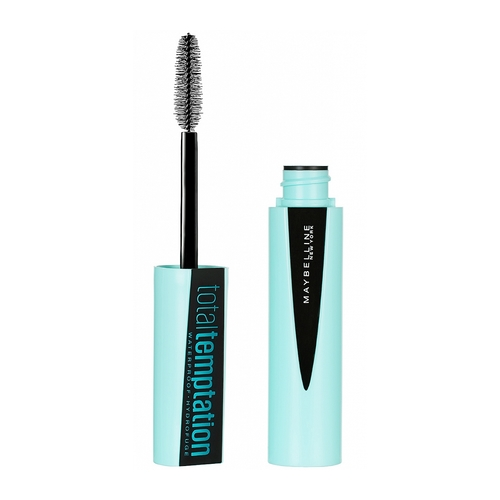 Maybelline Total Temptation Waterproof Mascara Black 9,4 ml
