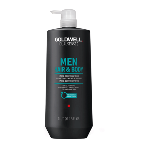Goldwell Dualsenses Men Hair & Body Shampoo
