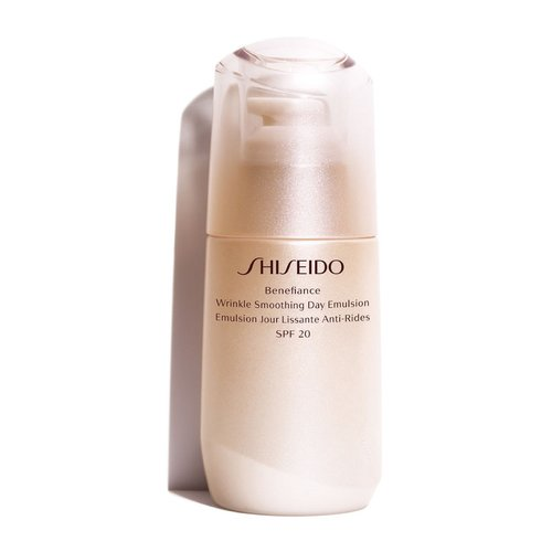 Shiseido Benefiance Wrinkle Smoothing Day Emulsion SPF 20 75 ml