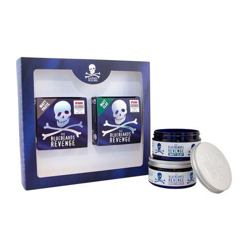 The Bluebeards Revenge Tame and Texture Hair Kit