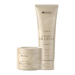 Indola Innova Divine Blond Shampoo + Treatment