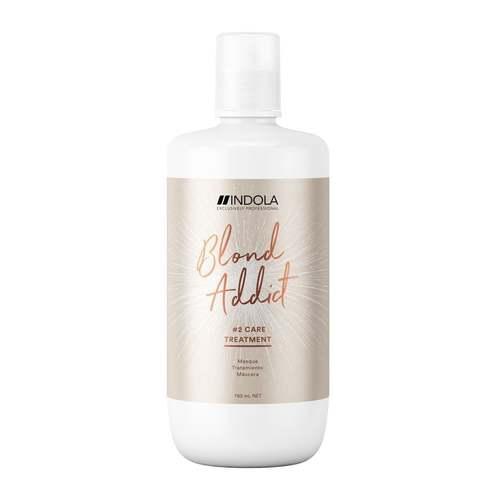 Indola Blond Addict Treatment 750 ml