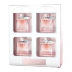 Lancome La Vie Est Belle miniatuur set Gift set 2 x 4ml La Vie Est Belle Eau De Parfum + 2 x 4 ml La Vie Est Belle L'Eclat Eau De Parfum
