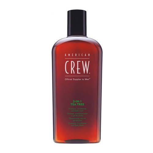 American Crew Tea Tree 3-in-1