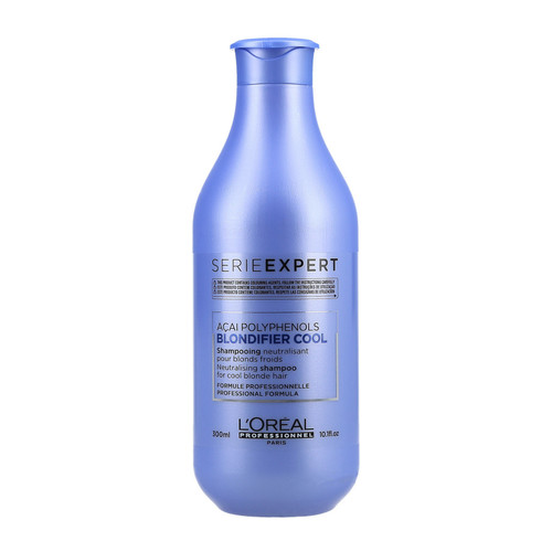 L'Oreal Serie Expert Blondifier Cool Neutralising Shampoo 300 ml
