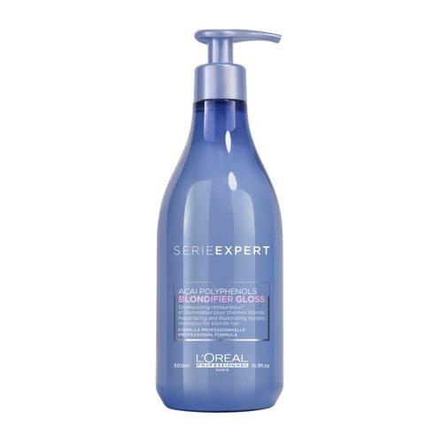 L'Oreal Serie Expert Blondifier Gloss Shampoo 500 ml