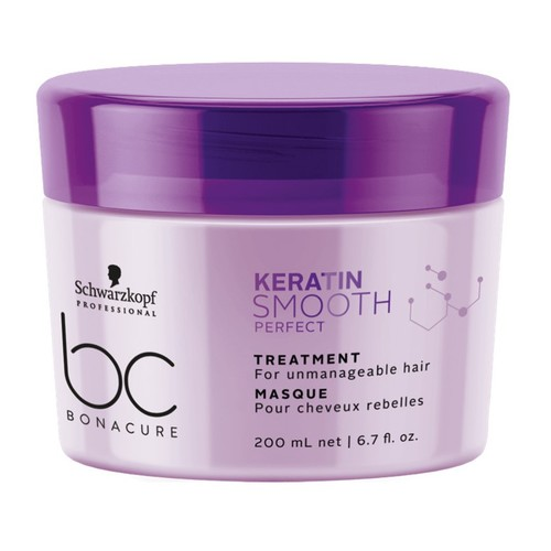 Schwarzkopf BC Smooth Perfect Treatment Mask 200 ml