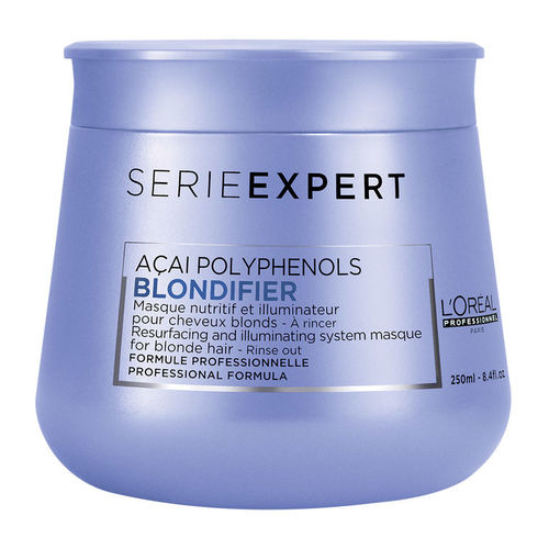 L'Oreal Serie Expert Blondifier Mask Acai Polyphenols