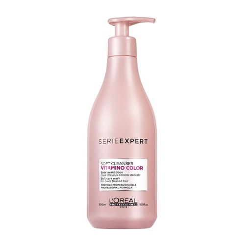 L'Oreal Serie Expert Vitamino Color Soft Cleanser 500 ml
