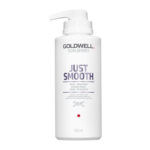 Goldwell Dualsenses Just Smooth 60 sec Treatment 500 ml