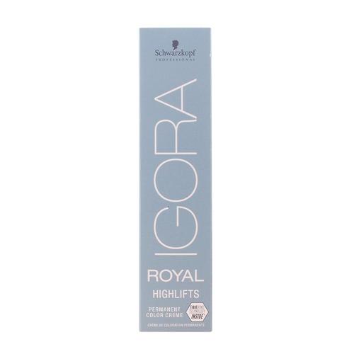 Schwarzkopf Igora Royal Highlifts 60 ml 10-21 Ultrablond As Cendré