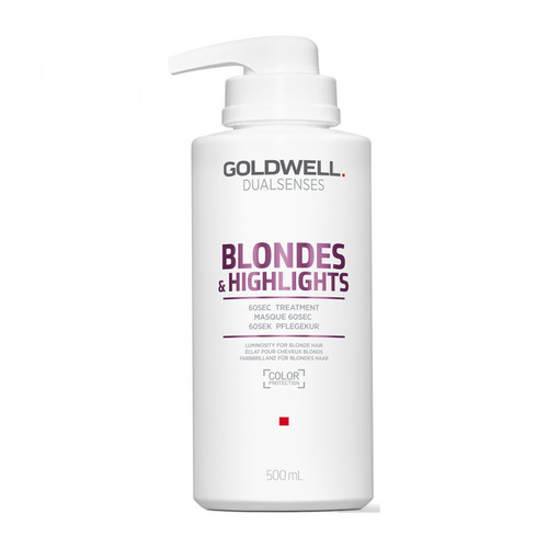 Goldwell Dualsenses Blondes And Highlights 60sec Treatment 500 ml