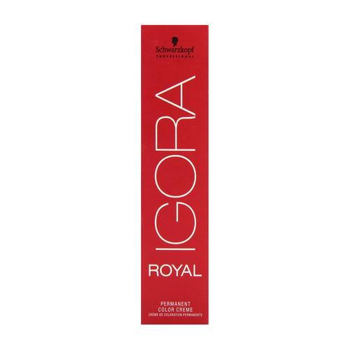 Schwarzkopf Igora Royal 60 ml 9.5-4 Platinablond Beige