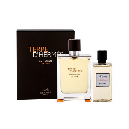 Hermes Terre D'Hermes Eau Intense Vetiver Gift set