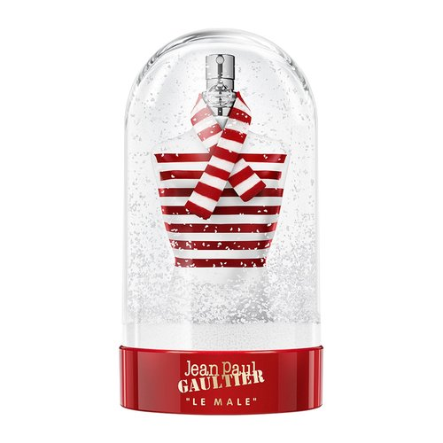 Jean Paul Gaultier Le Male Snow Globe Eau de toilette Christmas edition 125 ml
