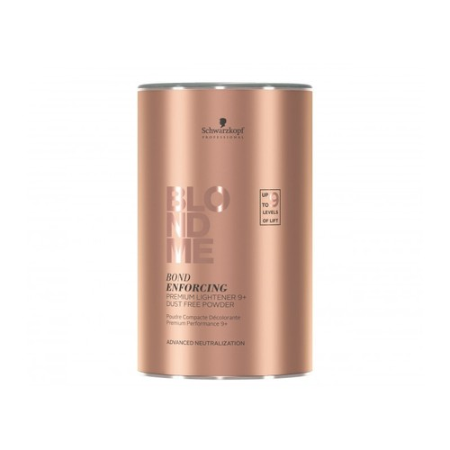 Schwarzkopf BlondMe Bond Enforcing Premium Lift 9+ Blondierpulver 450 g