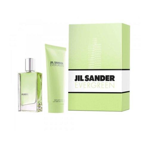 Jil Sander Evergreen Set de regalo