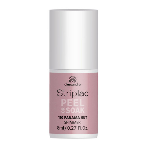Alessandro Striplac Peel Or Soak 110 Panama Hut 8 ml