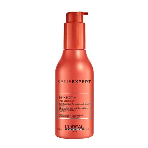 L'Oreal Serie Expert Inforcer Smoothing Leave-In Cream 150 ml